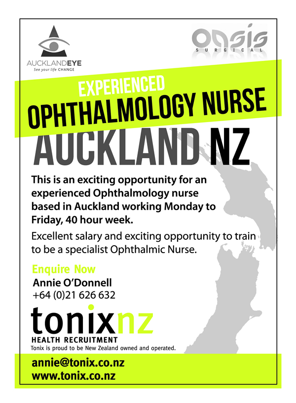 tonixnz Ophthalmology